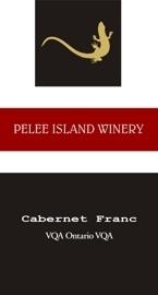 Pelee Island Cabernet Franc 2007 Bottle