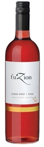Fuzion Shiraz Rosé 2008 Bottle