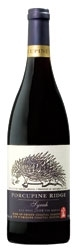 Porcupine Ridge Syrah 2008, Wo Coastal Region Bottle