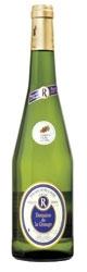 Domaine De La Grange Vieilles Vignes Muscadet Sèvre & Maine 2007, Ac, Sur Lie Bottle