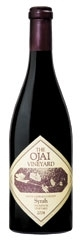 Ojai Thompson Vineyard Syrah 2004, Santa Barbara County Bottle
