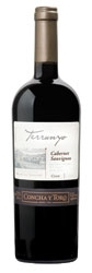 Concha Y Toro Terrunyo Vineyard Selection Cabernet Sauvignon 2005, Pirque, Maipo Valley, Unfiltered Bottle
