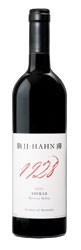 J.J. Hahn 1928 Shiraz 2005, Barossa Valley Bottle