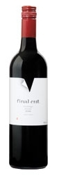 Final Cut Montage Shiraz 2008, Mclaren Vale, South Australia Bottle