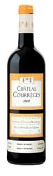 Château Courrèges 2005, Ac Premières Côtes De Bordeaux Bottle