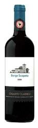 Borgo Scopeto Chianti Classico 2006, Docg Bottle