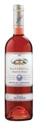 Tenuta Di Castiglioni Salta Grilli Rosato 2008, Igt Rosato Di Toscana Bottle