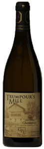 Trumpour's Mill Estate Bottled Chardonnay 2007, VQA Prince Edward County Bottle