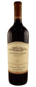 Chateau St. Jean Cabernet Sauvignon 2005, Sonoma County Bottle