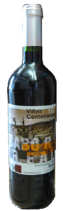 Sabor Real Viñas Centenarias Tempranillo 2005, Do Toro Bottle