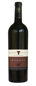 Tawse David's Block Merlot 2006, VQA Bottle