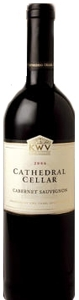 Cathedral Cellar Cabernet Sauvignon 2006, Wo Coastal Region (Kwv) Bottle