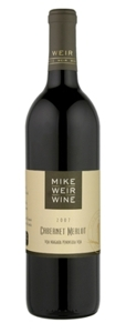 Mike Weir Estate Cabernet/Merlot 2006, VQA Niagara Peninsula Bottle