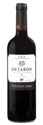 Ontañón Crianza 2005, Doca Rioja Bottle