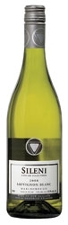 Sileni Cellar Selection Sauvignon Blanc 2008, Marlborough, South Island Bottle