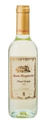 Santa Margherita Pinot Grigio 2008, Doc Valdadige (375ml) Bottle