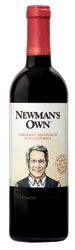 Newman's Own Cabernet Sauvignon 2006, California Bottle