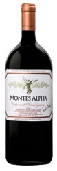 Montes Alpha Cabernet Sauvignon 2006, Colchagua Valley, Apalta Vineyard (1.5l) (1500ml) Bottle