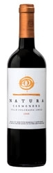 Natura Carmenère 2008, Colchagua Valley, Made With Organically Grown Grapes Bottle