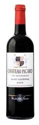 Château Picard 2005, Ac Saint Estèphe Bottle