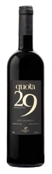 Menhir Quota 29 Primitivo 2006, Igt Salento Bottle