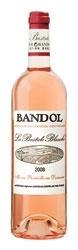La Bastide Blanche Bandol Rosé 2008, Ac Bottle