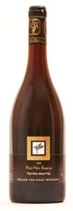 Pelee Island Pinot Noir Reserve 2008, VQA Pelee Island Bottle