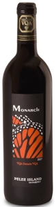 Pelee Island Monarch Red 2007 Bottle