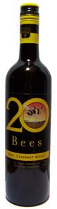 20 Bees Cabernet Merlot 2007, Ontario VQA Bottle