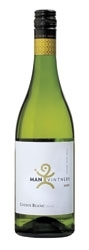 Man Vintners Chenin Blanc 2008, Wo Coastal Region Bottle