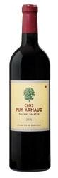 Château Clos Puy Arnaud 2005, Ac Côtes De Bordeaux   Castillon Bottle