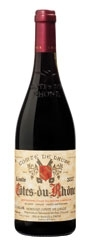 Domaine Comte De Lauze Côtes Du Rhône 2007, Ac Bottle