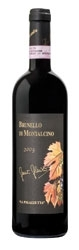 La Palazzetta Brunello Di Montalcino 2003 Bottle