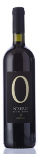 Menhir No. Zero Negroamaro 2006, Igt Salento Bottle
