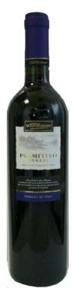Feudi Di San Marzano Primitivo 2007, Igt Puglia Bottle