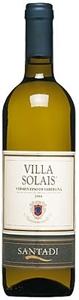 Santadi Villa Solais Vermentino 2007, Doc Vermentino De Sardegna Bottle