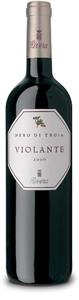 Rivera Violante Nero Di Troia 2006, Doc Castel Del Monte Bottle