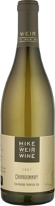 Mike Weir Estate Chardonnay 2008, VQA Niagara Peninsula Bottle
