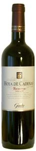 Hoya De Cadenas Reserva 2004 Bottle