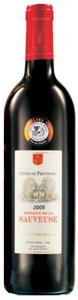 Domaine De La Sauveuse Côtes De Provence Rouge 2005, Ac, Cuvée Carolle Bottle