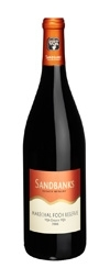 Sandbanks Foch Reserve 2007 Bottle