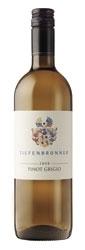 Tiefenbrunner Pinot Grigio 2008, Doc Süditrol   Alto Adige Bottle