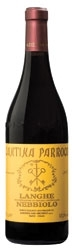 Cantina Parroco Nebbiolo Langhe 2007, Doc Bottle