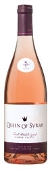 Queen Of Syrah Cool Climate Syrah Rosé 2008, Vins De Pays Des Collines Rhodaniennes Bottle
