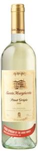 Santa Margherita Pinot Grigio 2007, Doc Valdadige Bottle