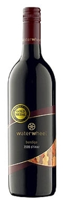 Water Wheel Shiraz 2006, Bendigo, Victoria Bottle