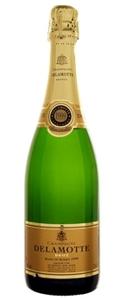 Delamotte Blanc De Blancs Brut Champagne 1999, Ac Bottle