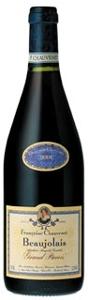Chauvenet Beaujolais Bottle