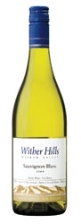 Wither Hills Sauvignon Blanc 2008, Wairau Valley, Marlborough, South Island Bottle