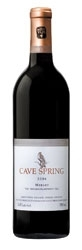 Cave Spring Merlot 2006, VQA Niagara Escarpment Bottle